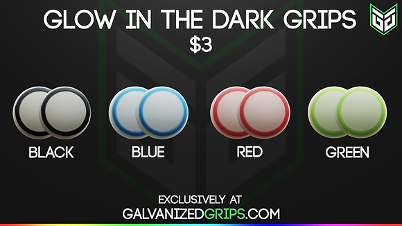 Glow In The Dark Grips