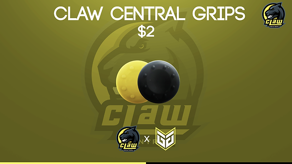 cLaw Central Grips