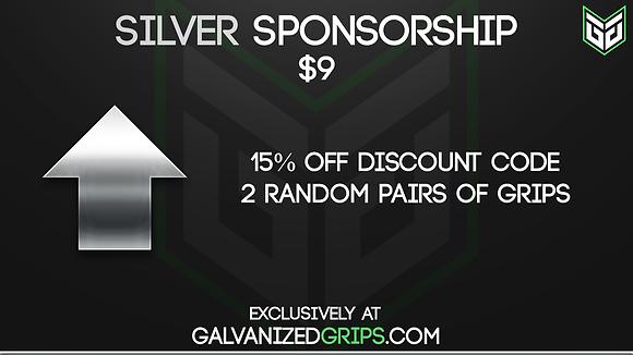 Silver Sponsorship Upgrade