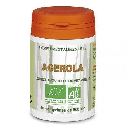 Acérola Bio - 30 comprimés