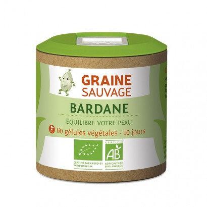 Bardane BIO - 60 gélules