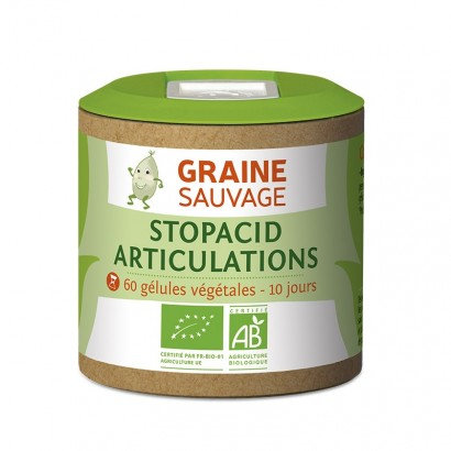StopAcid Articulations BIO - 60 gélules