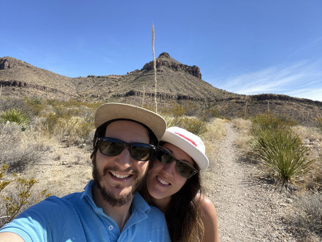 23. Big Bend National Park, TX (FR)