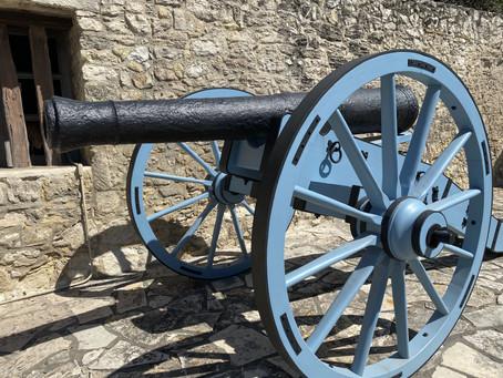 17. La fierté du Texan, l'Alamo ! (FR)