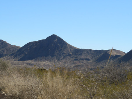 20. Terlingua, here we are! Well almost... (EN)