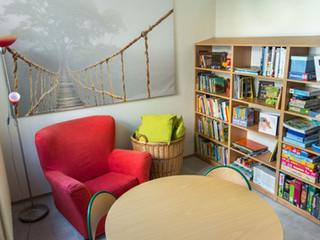 Škola Vitae, knihovna