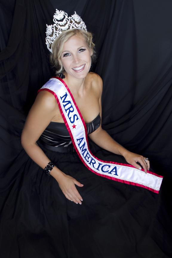 Mrs America Shelly Carbone