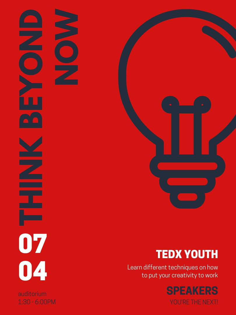 Think Beyound Now Poster 1
