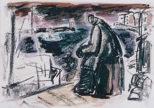 The Lone Fisherman, 2002