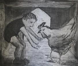 In the Chicken Pen, 1998