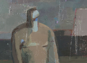 Father and Child Detail, 2017