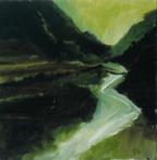 Nepalese Landscape III, 2002