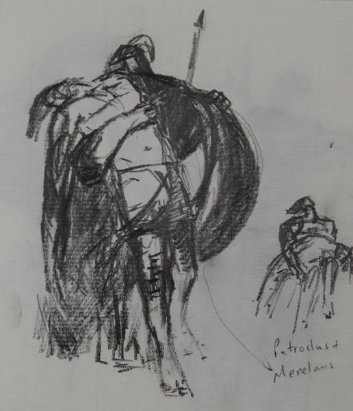 Sketchbook work IV