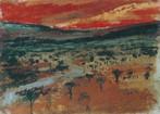 African Landscape VI, 2002