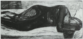 Reclining Nude, 2001