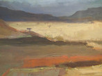 African Landscape X, 2003