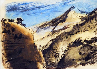 View from the Mountains, 2003