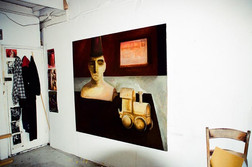 Paralysis II (Studio View), 2002