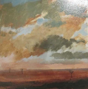 Study of a Sunset, 2001