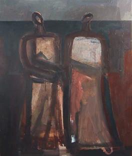 Naomi and Ruth III, 2004