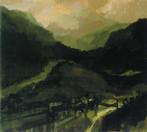 Nepalese Landscape II, 2002
