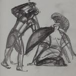 Sketchbook work IIII