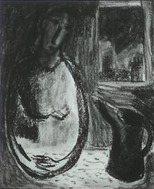 Woman and Jug II, 1999