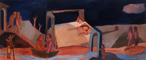 The Dream (Tryptich), 1997