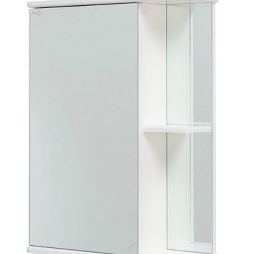 Шкаф-зеркало Карина 45 без подсветки правый