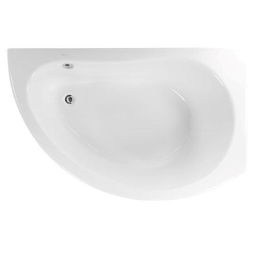 Акриловая ванна VAGNERPLAST CORONA 160 Right