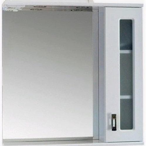 Шкаф-зеркало Кристалл 67.02 правый/левый