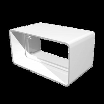 620СКП Соединитель прямоугольных воздуховодов 60х204