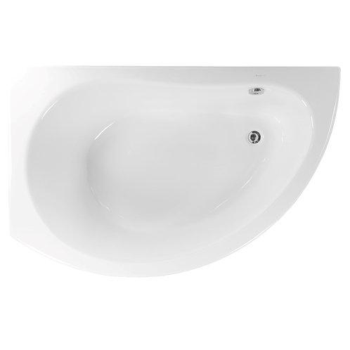Акриловая ванна VAGNERPLAST CORONA 160 Left