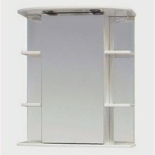 Шкаф-зеркало Глория 65.02 правый/левый