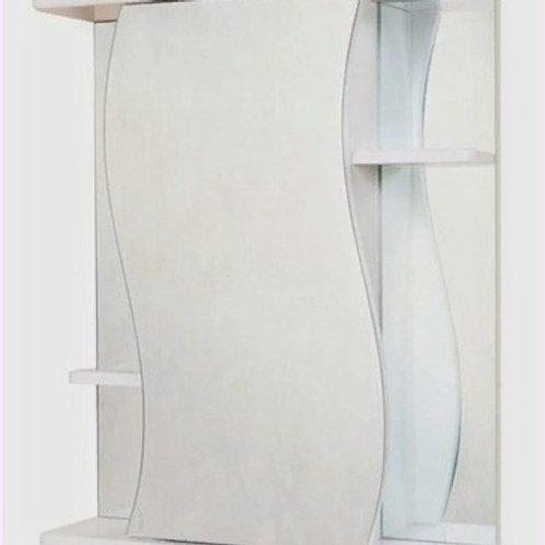 Шкаф-зеркало Лилия 55.00 У без подсветки