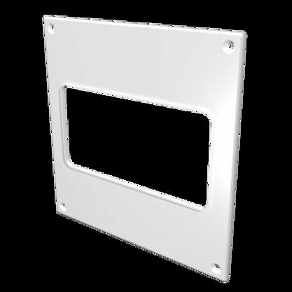 612НПП Накладка торцевая 150х150 для прямоугольного воздуховода 60х120