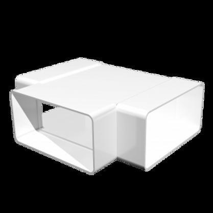 511ТПП Тройник Т-образный для прямоугольных воздуховодов 55х110