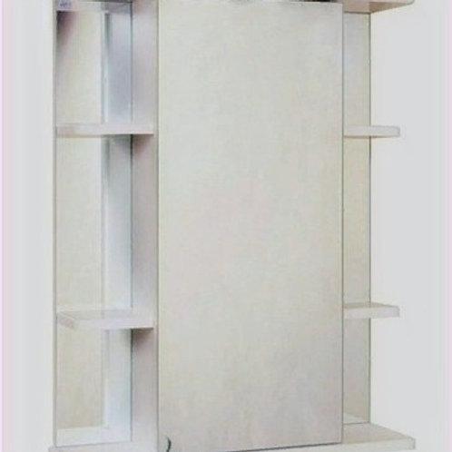 Шкаф-зеркало Глория 55.01 правый/левый