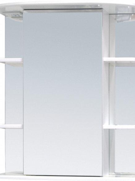 Шкаф-зеркало Глория 60У без подсветки