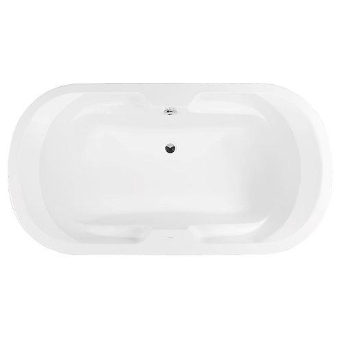 Акриловая ванна VAGNERPLAST GAIA 190