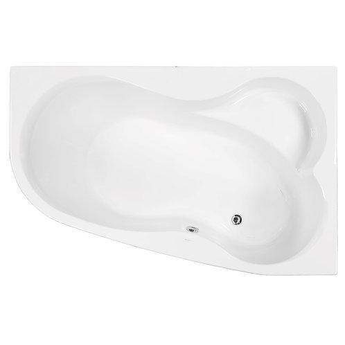Акриловая ванна VAGNERPLAST MELITE 160 Right