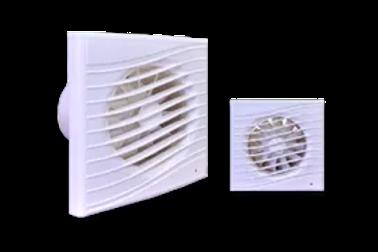 Вентилятор осевой, вытяжной, ВИЕНТО В 100 С (130 м 3), ВОЛНА