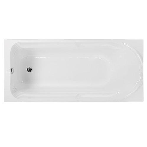Акриловая ванна VAGNERPLAST HERA 180