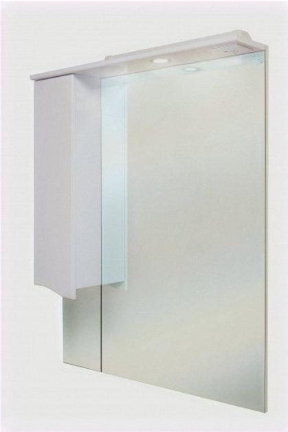 Шкаф-зеркало Моника 75.01 правый/левый