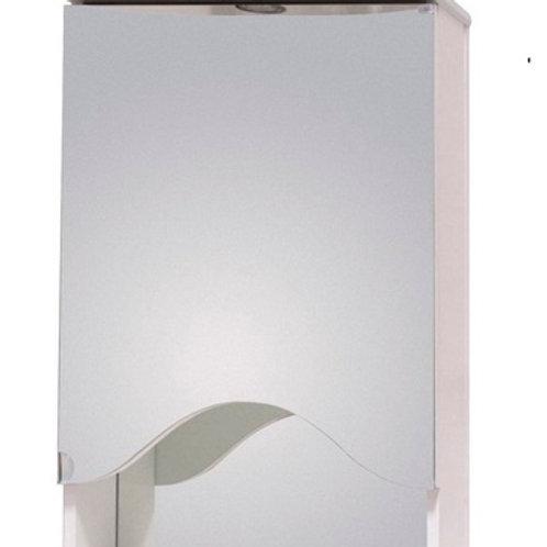 Шкаф-зеркало Лидия 50.01 правый/левый