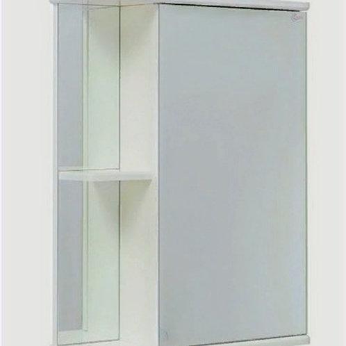 Шкаф-зеркало Карина 45.00 универсальный без подсветки