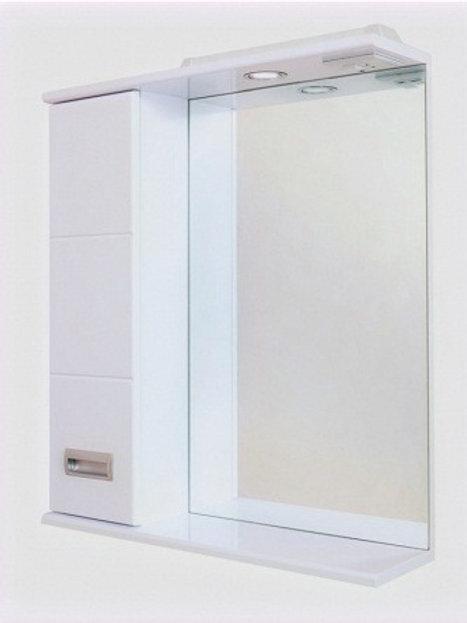 Шкаф-зеркало Балтика 58.01 левый/правый