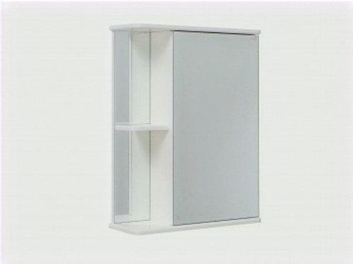 Шкаф-зеркало Карина 55.00 без подсветки универсальный