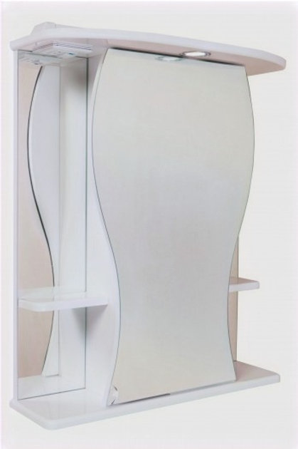 Шкаф-зеркало Фигура 60.01 правый