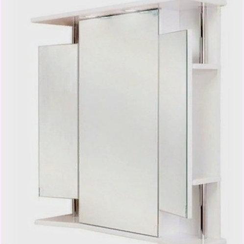 Шкаф-зеркало Валерия 65.02
